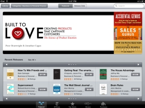 Built to Love on the iBookstore